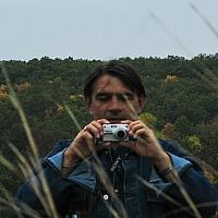 Portrait of a photographer (avatar) photonov