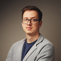Portrait of a photographer (avatar) ababaka