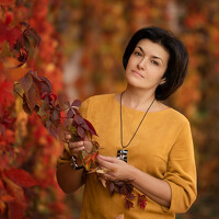 Portrait of a photographer (avatar) Соловьёва Елена (Elena Solovyeva)