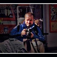 Portrait of a photographer (avatar) kaia sahin (sahin)