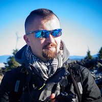 Portrait of a photographer (avatar)  Mykhailo (Mykhailo Hladchenko)