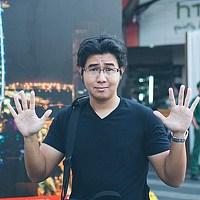 Portrait of a photographer (avatar) Nguyen Oscar (Nguyễn Trương Hữu Đạt)