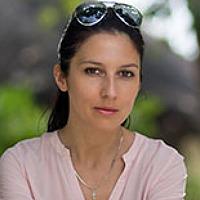 Portrait of a photographer (avatar) Desislava Kuleshova