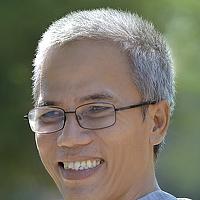 Portrait of a photographer (avatar) duong quoc dinh
