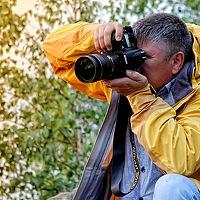 Portrait of a photographer (avatar) Шайхетдинов Виль Vilson (Shayhetdinov Vil)