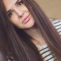 Portrait of a photographer (avatar) Мосс Анна (anna moss)