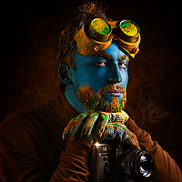 Portrait of a photographer (avatar) Ковалёв Иван (Kovalev Ivan)