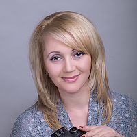 Portrait of a photographer (avatar) Елена Михайлова (Elena Mikhailova)