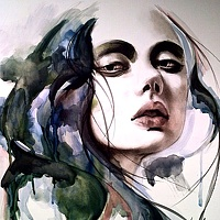 Portrait of a photographer (avatar) Ольга Мордач (Olga Mordach)