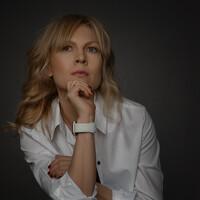 Portrait of a photographer (avatar) Шпира Екатерина (Ekaterina Shpira)