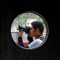 Portrait of a photographer (avatar) Syafridel Mulyanto